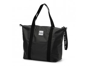 soft shell brilliant black changing bag elodie details 50670141122NA 1