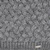 Nákrčník pletený vzor šedý MINI Mayoral
