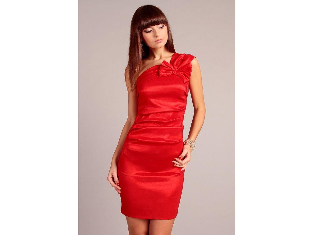 Společenské šaty Sofia červené - Levné společenské a plesové šaty ... a06f977edf