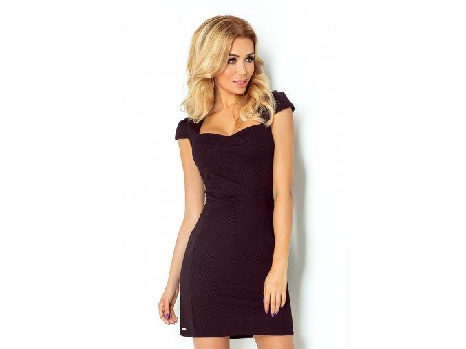 Společenské šaty Velia II černé