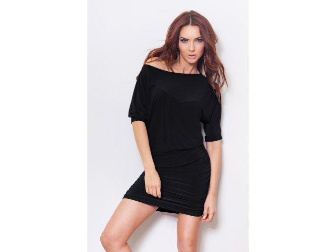 Šaty Kyra černé