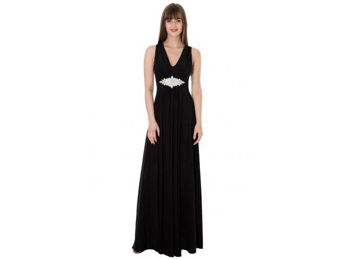 Plesové šaty Veronique černé