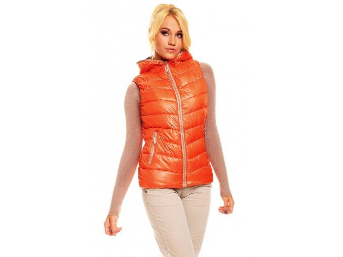 Vesta oranžová