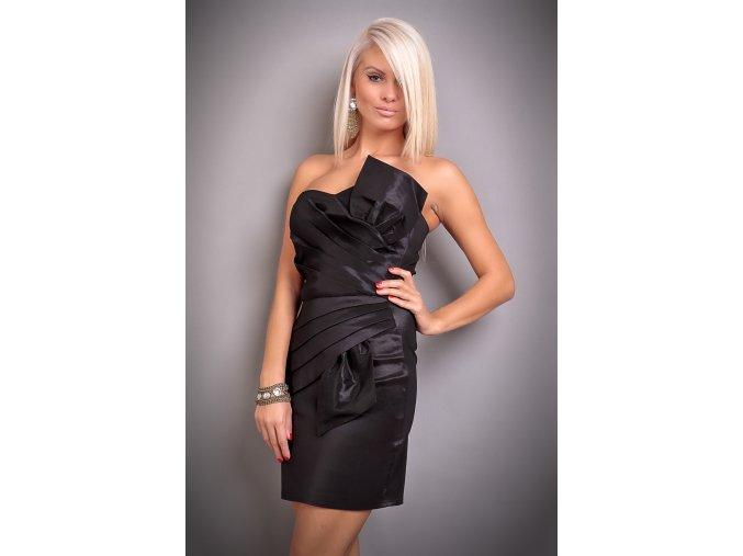 Společenské šaty Natalie černé