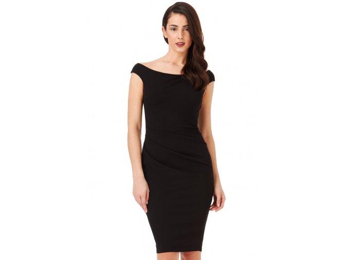 Společenské šaty Polly černé