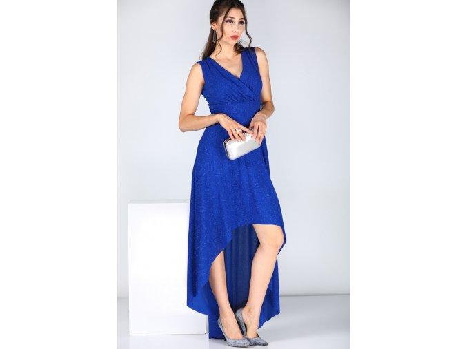 Společenské šaty Tammy modré