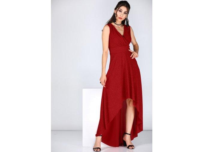 Společenské šaty Tammy červené