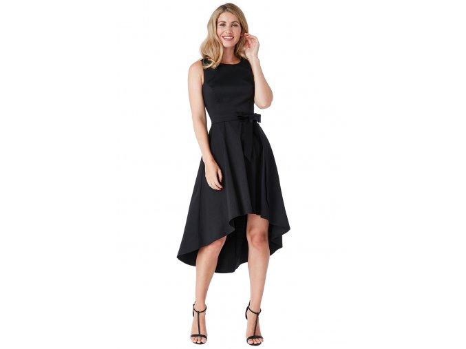 Společenské šaty Whitney černé