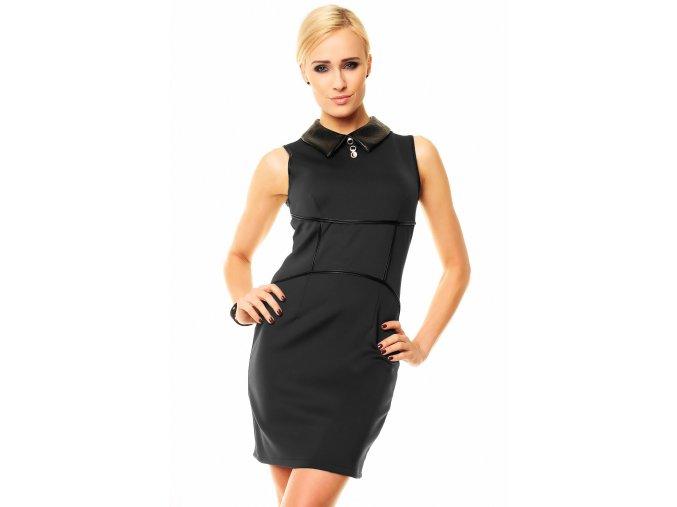 Společenské šaty Charlie černé