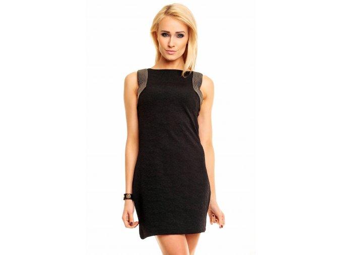 Společenské šaty Pam II černé