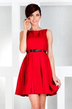 Společenské šaty Tessy II červené
