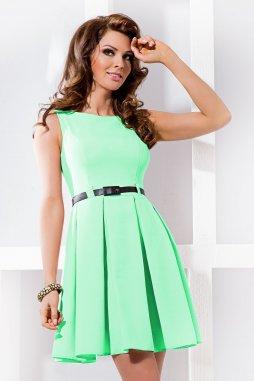 Společenské šaty Tessy II pistáciové