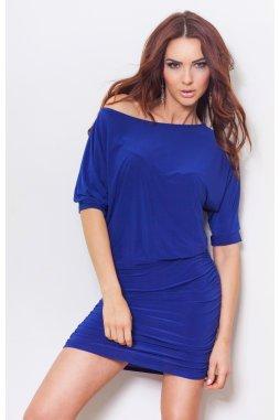 Šaty Kyra modré
