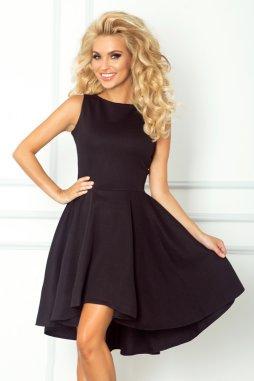 Společenské šaty Dahlia černé