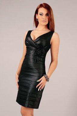 Společenské šaty Felice černé