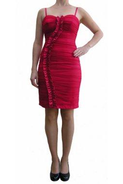 Společenské šaty Joetta červené