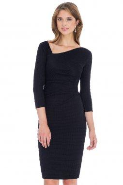 Společenské šaty Sunday černé