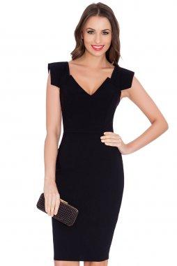 Společenské šaty Isidra černé