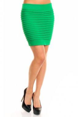 Sukně 01 zelená