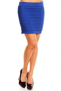 Sukně 01 modrá