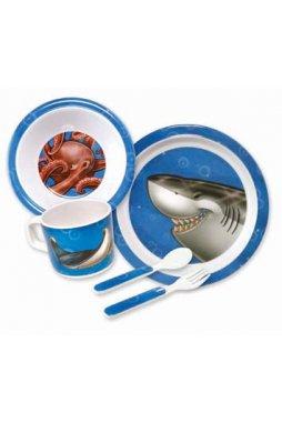 Dětské nádobí vodní říše
