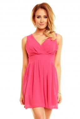 Společenské šaty Windy růžové