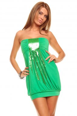 Šaty Summer zelené