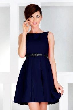 Společenské šaty Tessy II tmavě modré