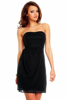 Společenské šaty Blanch černé