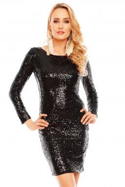 Plesové šaty Starla II černé