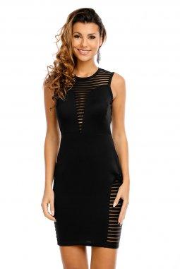Společenské šaty Nickie černé