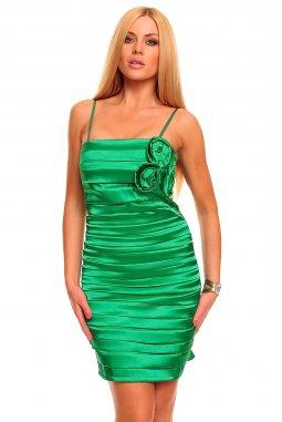 Společenské šaty Matilda zelené