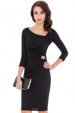 Společenské šaty Desirae černé