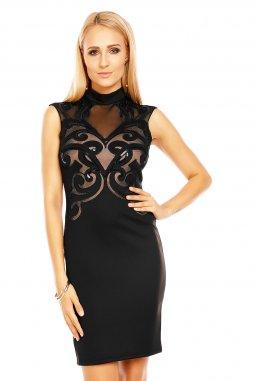 Společenské šaty Roxie černé