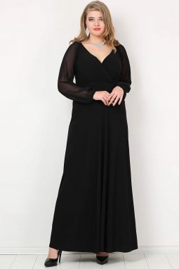 ce5051cd152b Šaty a móda pro plnoštíhlé XXL+ - Levné společenské a plesové šaty ...