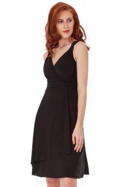 Společenské šaty Raelynn černé