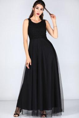 Společenské šaty Talia černé