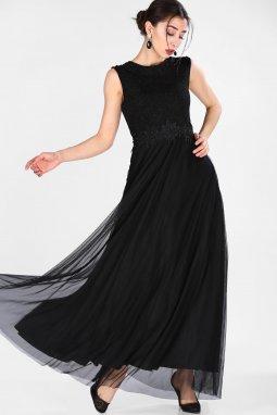 Společenské šaty Willa černé