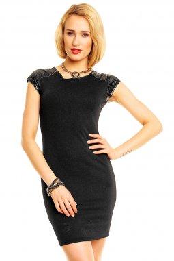 Společenské šaty Ray černé