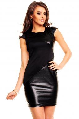 Společenské šaty Bess černé