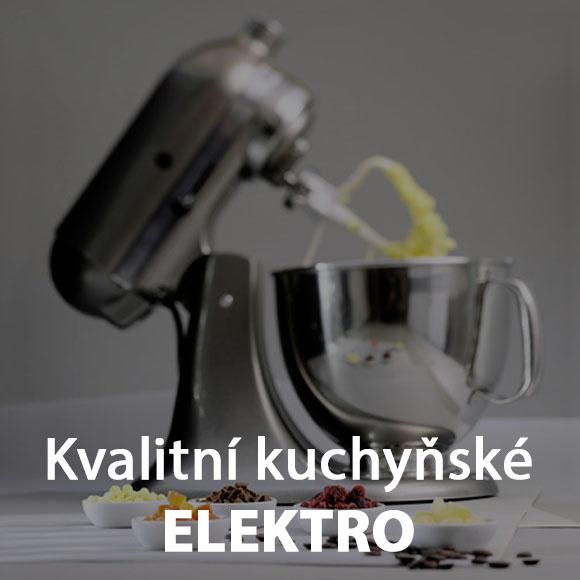 Kvalitní kuchyňské elektro spotřebiče