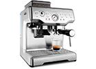 Espresso pákové