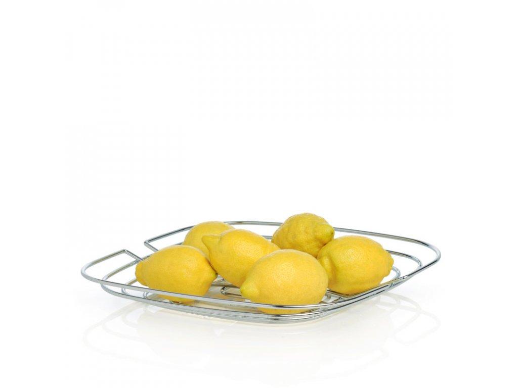 Koš na ovoce 35x35cm SONORA nízký,  BLOMUS