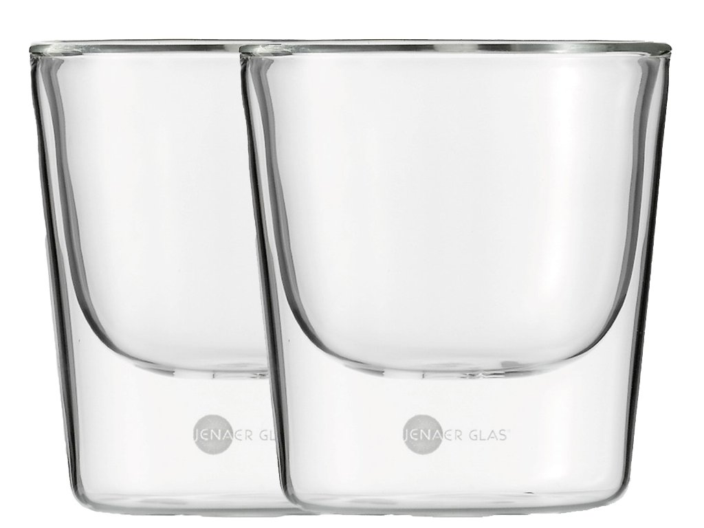 Set 6 ks termosklenic na Cappucino 190ml Hot´n Cool, JENAER GLAS