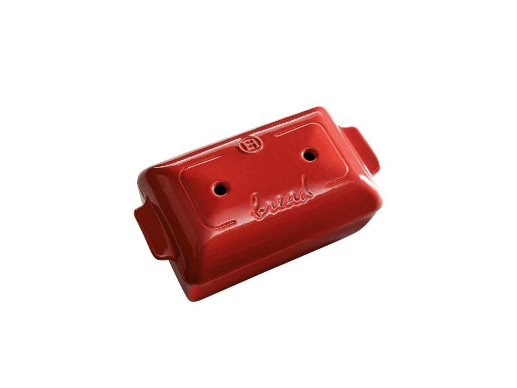 2347 1 forma na peceni chleba hranata 24x15 cm granatova emile henry