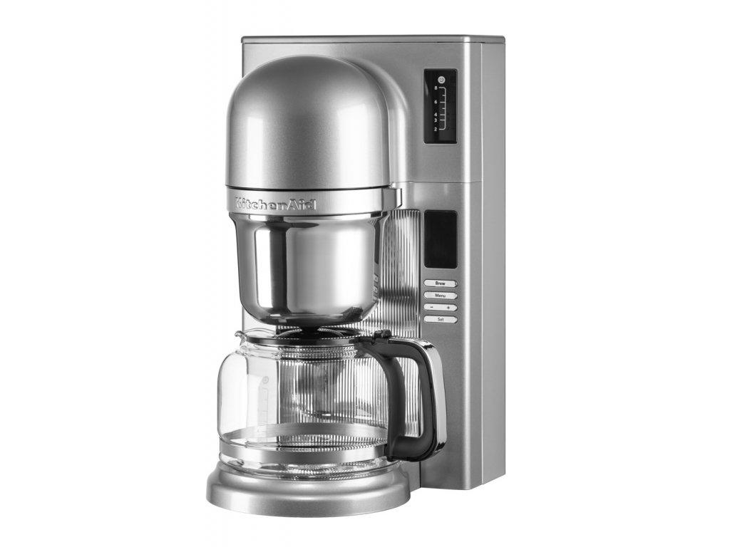 Kávovar na překapávanou kávu, 5KCM0802, stříbrná,  KitchenAid