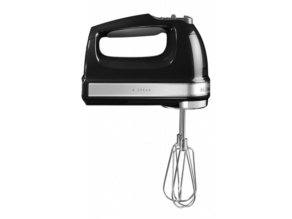 Ruční šlehač P2 5KHM9212 černá, KitchenAid