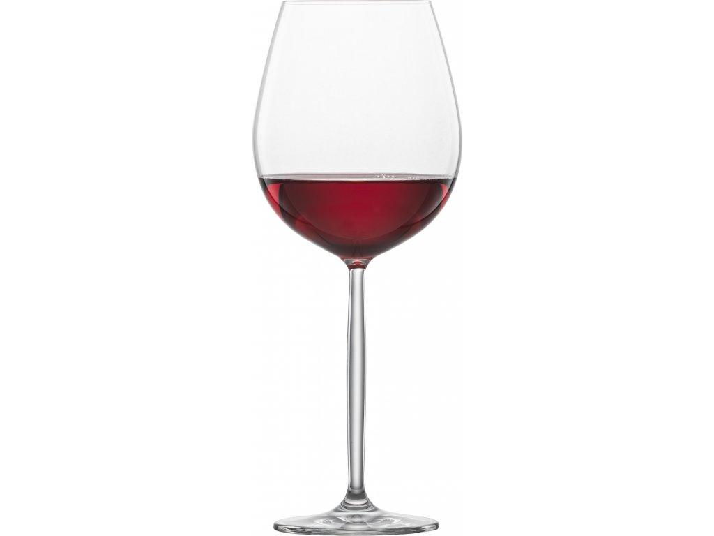 Dárková sada 2 křišťálových sklenic na červené víno, 460ml DIVA, SCHOTT ZWIESEL