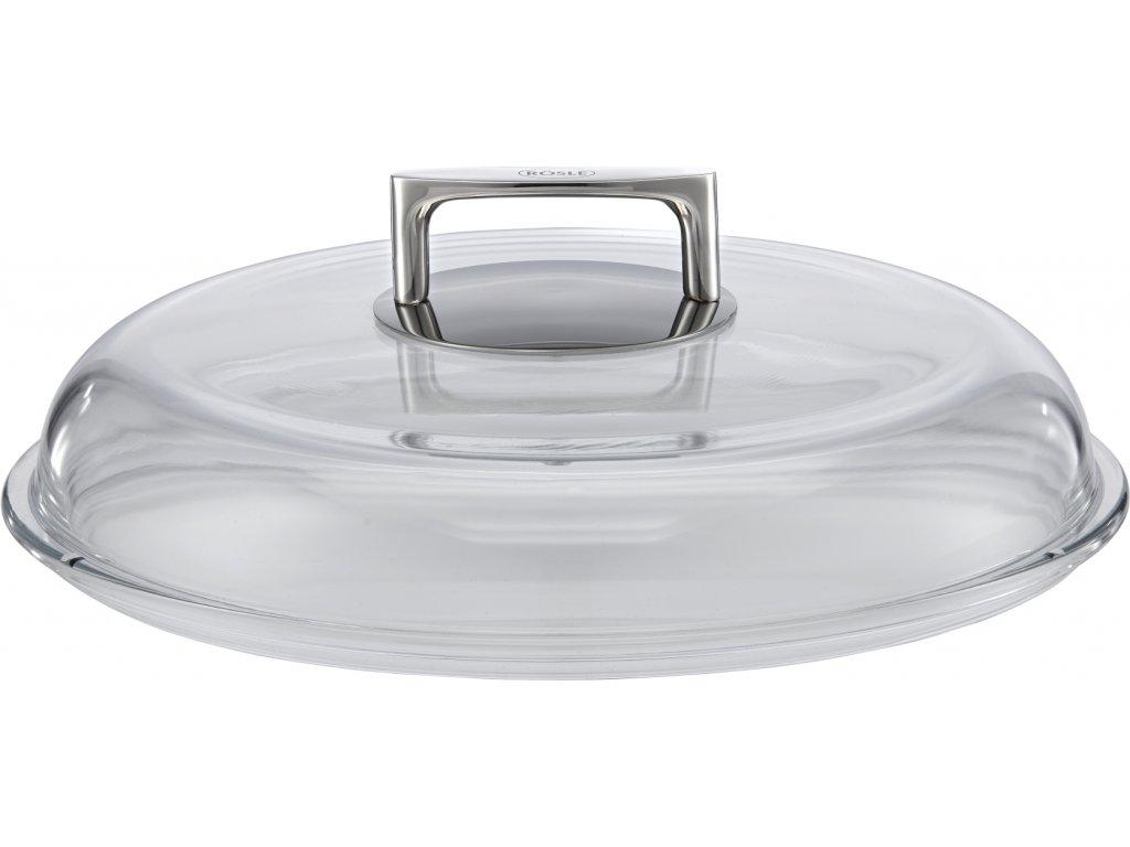 Vysoká poklice z borosilikátového skla 24cm, RÖSLE