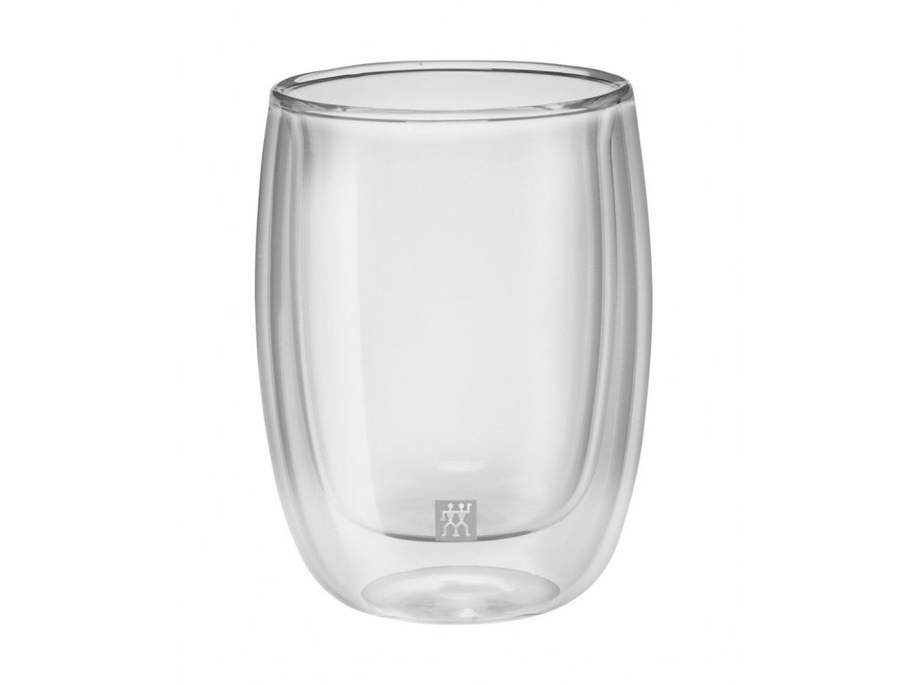 Set 2 ks termosklenic na Cappucino 200ml  SORRENTO, ZWILLING